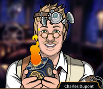 Charles Sosteniendo una caja de mago2