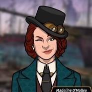 Madeline Göz Kırparken