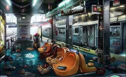 5. Subway Platform
