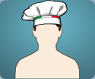 Chef Hat-PB-C16