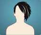 Gothic Hairstyle