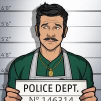 Ficha de Luigi