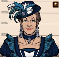 Lady Highmore en El Canto del Cisne