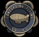 Logo de la Cuadrilla Voladora de Concordia