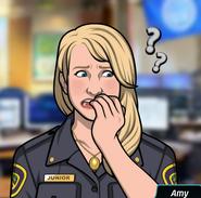 Amy Endişeli