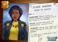 Descripción de Diane Parker