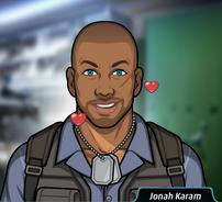 Jonah cariñoso 2