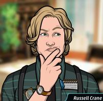 16 Russell Pensando