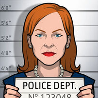 Caroline Mugshot 41