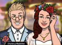 Charles y Madeline - boda 5