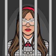 Penélope, condenada a 10 años de cárcel con la posibilidad de libertad condicional en 6 años por el asesinato de Lisa Edwards y el intento deliberado de engañar a la policía local.