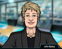Ripley emocionada 1