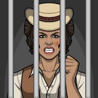 Dorothy en prisión