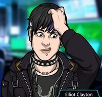 Elliot sudando 2