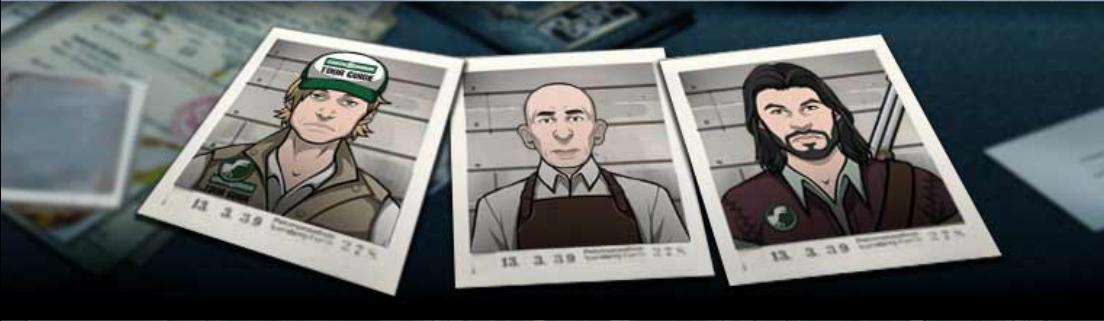 Anatomía de un Asesinato | Wiki Criminal Case Grimsborough | FANDOM ...