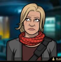 Isabelle en Noticias Falsas