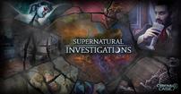 Investigaciones Sobrenaturales Teaser