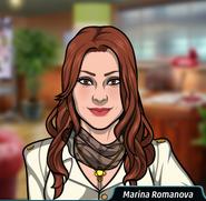 Marina Gülümserken 2