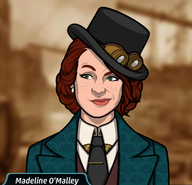 Madeline O'Malley