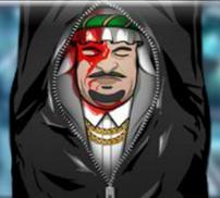 Cuerpo de Khalid Souleyman