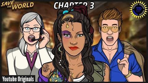 Criminal Case Save The World! Case 10 - I Spy a Mummy Chapter 3