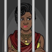 Jacinta en prisión