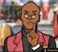 Orlando Reflexionando