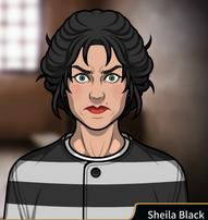 Sheila en prisión