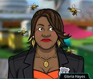 Gloria Rodeada de abejas5