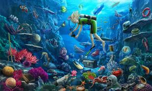 1. Coral Submarino Revelaciones Mortales