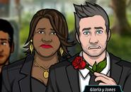 Gloria y Jones 1
