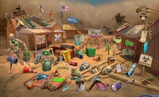 Sitio de Pruebas - Dentro de The Wastes