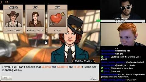 Criminal Case Mysteries of the Past - Case 28 - Once Upon a Time in the East (4 6)