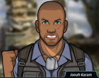 Jonah enojado 3
