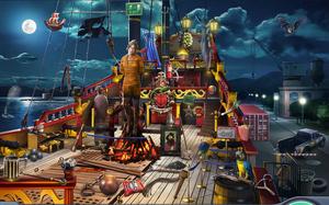 1. Réplica de Barco - Cenizas a las Cenizas