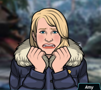 81 Amy Intimidada