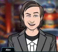 Alex de Traje