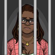 Isabella en prisión