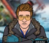 Jack con escalofrios
