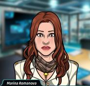 Marina Endişeli