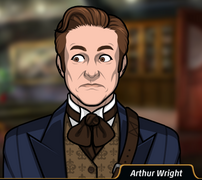 Arthur inseguro