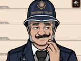 Oficial Ramírez
