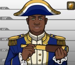 Capitán Shadrach