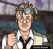 Charles determinado