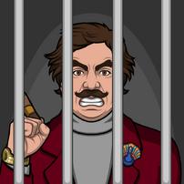 Jackson en prisión
