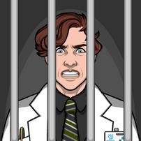 Philip en prision