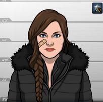 Anya en Cuenta regresiva para asesinar