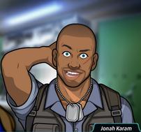 Jonah histérico