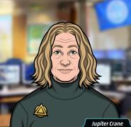 Jupiter Crane