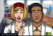 Martine and Amir 3